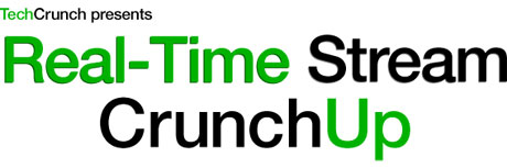 TechCrunch's Real-Time Stream CrunchUp