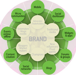 Social Marketing Compass - The Platform