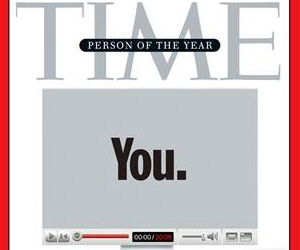 Time Person of the Year 2006: You