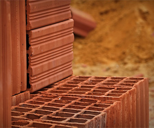 Brick foundation (photo credit: maistora/flickr)