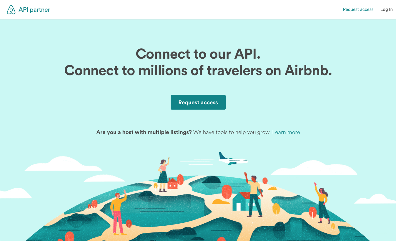 Airbnb opens API for hosts